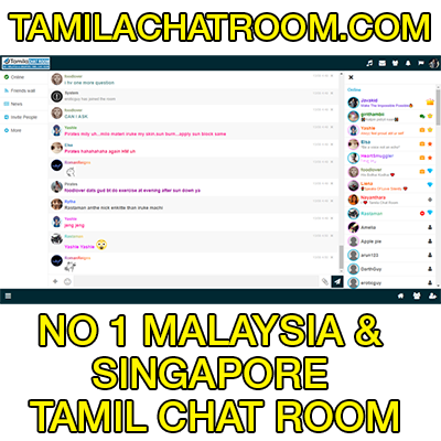 Tamil chat room singapore