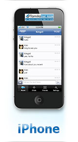 Tamil Chat IPhone